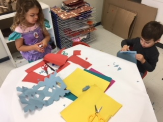 In Ms. Kasey's class we get to learn about Matisse.