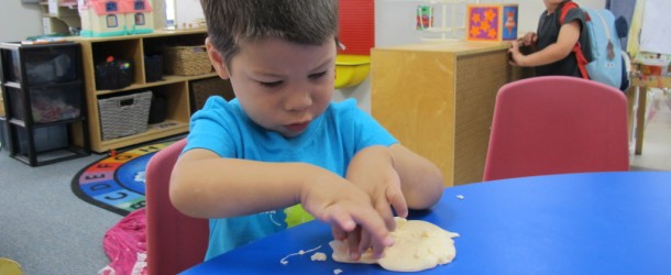 Squishing, Squeezing and Stretching Slime in Room 3